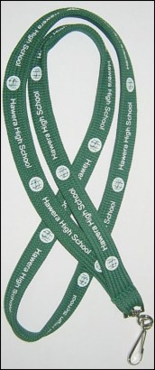 Hawera High School Printed Lanyard