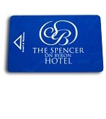Sample Free Hotel Key cards