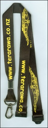 Terarawa Printed Lanyards NZ
