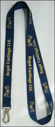 Regal Castings Printed Lanyards NZ