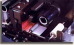 DOlphin Plastic Card Printers insides