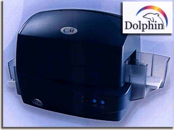 Plastic card printers new zealand dolphin printer taggs r us dolphin plastic card printer reheart Images