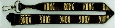 Universal Studios Kong Lanyard