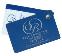Spencer on Byron Hotel Luggage Tags