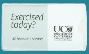 Vehicle Registration holders-University of Canterbury