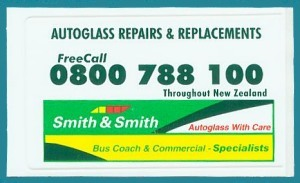 Vehicle registration holders-Smith & Smith Glass