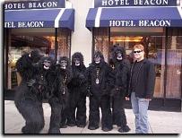 King Kong Lanyards - Gorillas